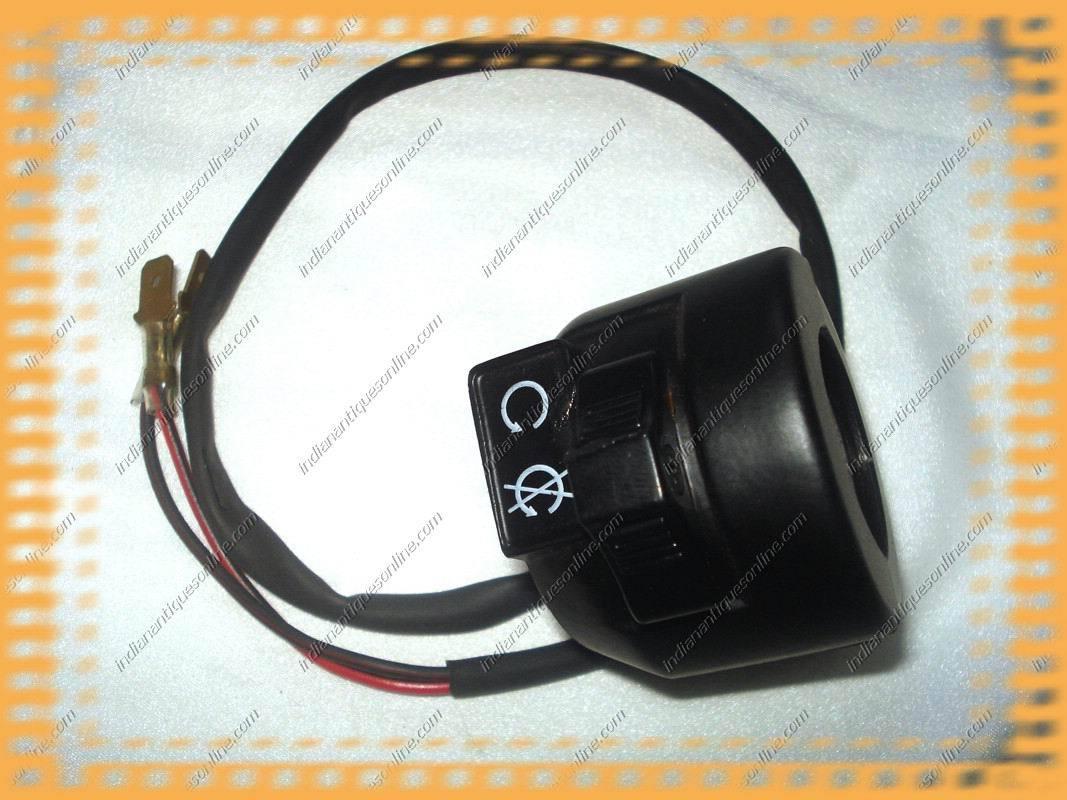 BNIB~L/H Multi Switch Light Horn Decompressor~Enfield