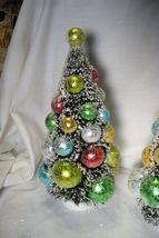 Bethany Lowe Merry & Bright Bottle Brush Trees image 3