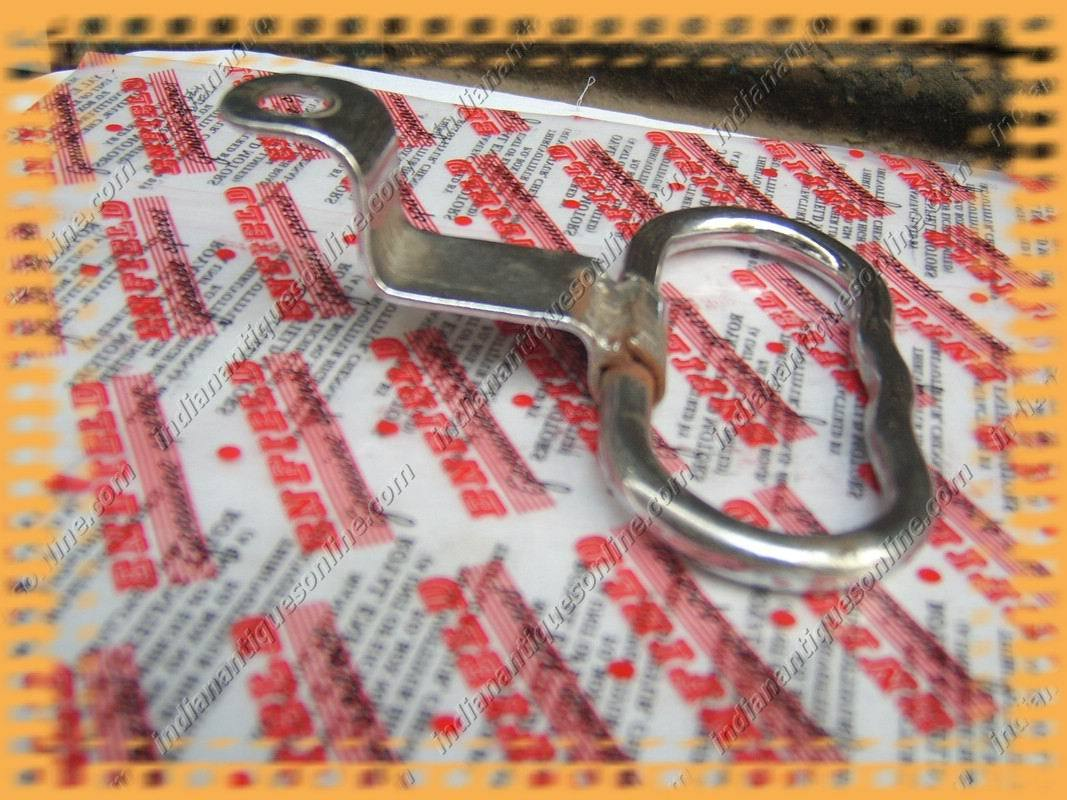"""NEW INTENSE CHROMED """"NICELY SHAPED """"LIFTING HANDLE"""