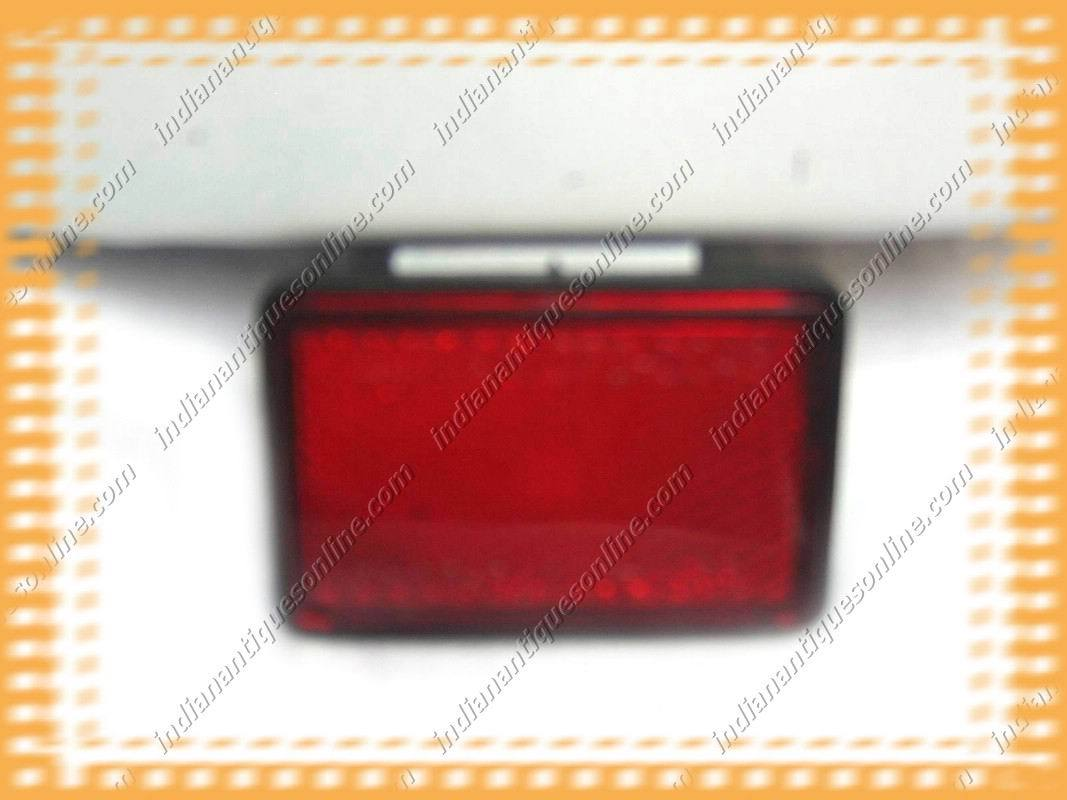 Royal Enfield Rear Reflex Reflector (PART NO.143275) BN
