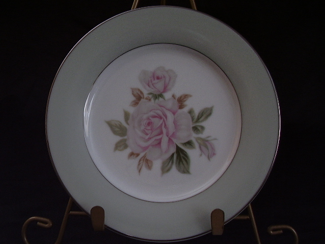 Noritake Cascade Bread Butter Plates Set of 2