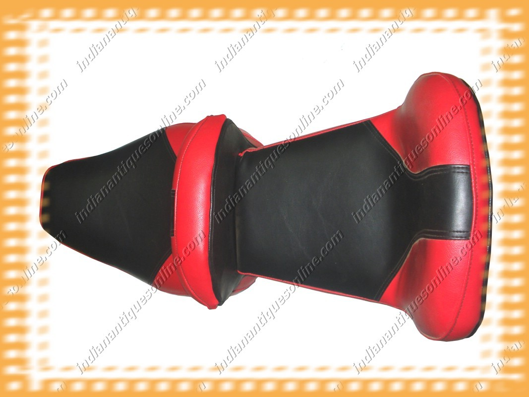 New Stylish~Red & Black ~Front & Rear Seat with Back