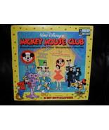 1975 Disney Mickey Mouse Club Record Album - $34.99