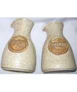 "LOT OF 2 CLEE ETON WINDSOR POTTERY JUGS 6 1/4"" - $18.77"