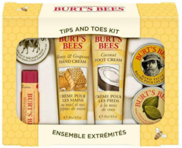 Burt's Bees Tips and Toes Kit Set