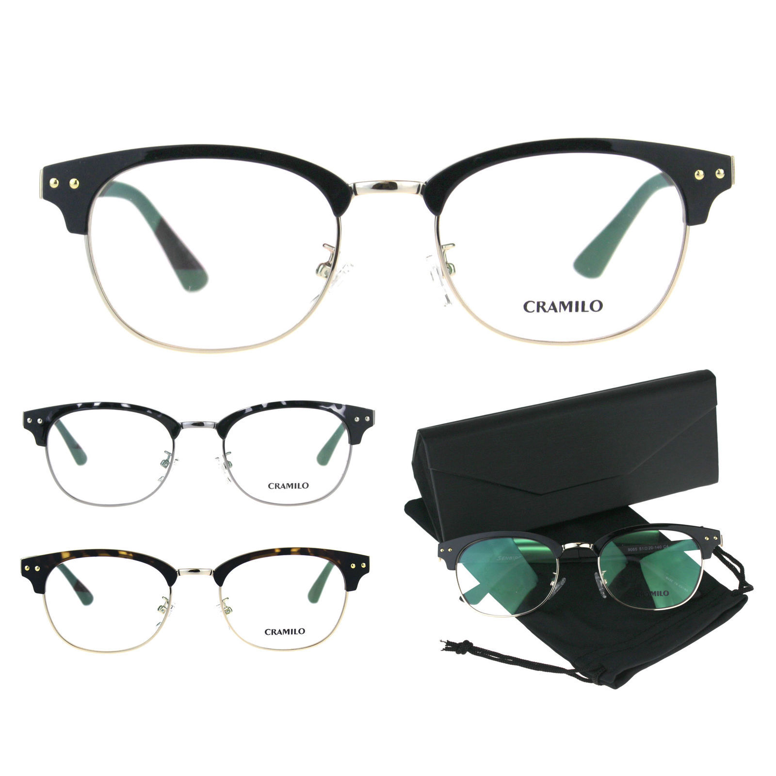 25d9de32aa2d Premium Optical Quality Half Horned Rim and 50 similar items