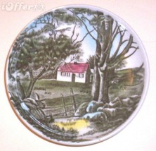 English STAFFORDSHIRE- Vintage Johnson Brothers Friendly Coaster (Stonewall) - $10.95