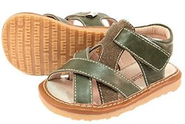 Toddler/Little Kids Boys Casual Outdoor Sandal Dark Green