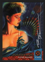 Brian Stelfreeze SIGNED X-Men Art Trading Card ~ Dazzler 1994 Fleer Ultra - $16.82