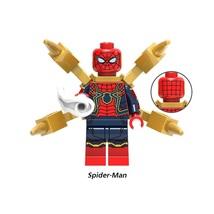 1pcs Spider-Man Avengers Super Heroes in infinity war Mini figure Lego Toys - $1.99
