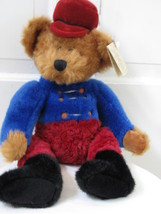 """18"""" Russ Berrie Bears From The Past Plush BANDY MWT - $56.39"""