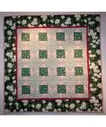 Garden Print Wall Quilt - $190.00