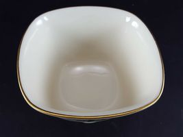 "LENOX China Holiday Dimension Treat Bowl Candy/Nuts 4-1/4"" Dinnerware image 3"