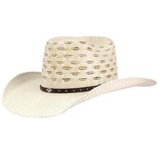 Boy's Western Hat El General Sombrero 100X El Cartel Bangora 7 Lineas Iv... - €32,27 EUR