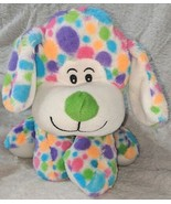Fiesta Mod Squad A51766 12 inch Multi Colored Polkadots Floppy Dogs - $20.00