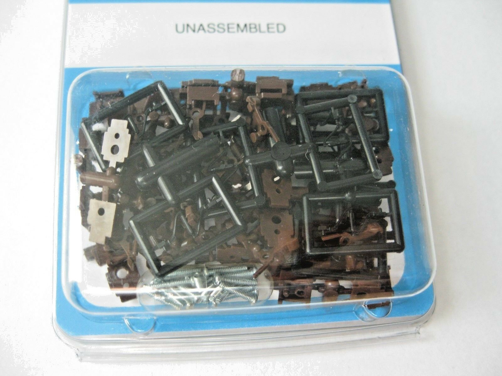Micro-Trains Stock #00125301 True -Scale Brown Long Shank Coupler  (1301-10-B)