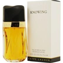Knowing By Estee Lauder Eau De Parfum Spray 2.5 Oz - $53.55