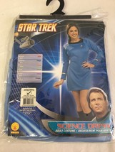 Women's Star Trek Classic Dress Costume Petite 2-6 - $24.78