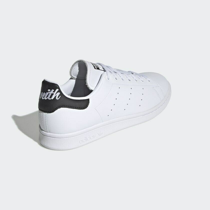 Adidas Originals Men's Leather Stan Smith Iconic White Sneakers EE5818 image 3