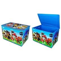 Fabric Toy Box Paw Patrol - $25.99