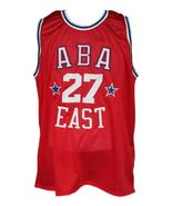 Caldwell jones  27 aba east basketball jersey red   1 thumbtall