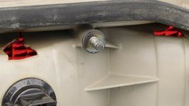 89-93 Cadillac Allante Taillight Brake Lamp Driver Left LH image 8