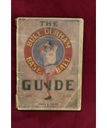 1910 The Bull Durham Baseball Guide - $296.01