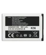 Battery AB463651BA Samsung SCH-R450 SCH-R560 SGH-T739 SPH-M540 Rant R450... - $4.75