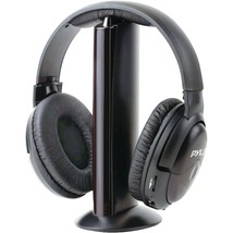Pyle Pro PHPW5 Professional 5-in-1 Wireless Headphone System with Microp... - $29.54