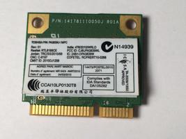 Toshiba Satellite C850 C855 C855D C850D WIFI Wireless Adapter Card PA383... - $4.21
