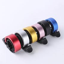 For Safety Aluminum Alloy Bike Bell Ring Bike Handlebar Metal Ring Accessories - $5.00