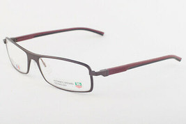Tag Heuer 801 006 Automatic Burgundy Eyeglasses TH801-006 56mm - $224.42