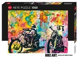 Heye Puzzles - 1000 Pceasy Rider #hhg - $26.09