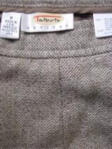 Talbot's Petites Lambswool Silk Pants Womens 8P PERFECT - $22.99