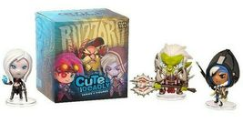 Overwatch Cute But Deadly Series 4 Random Blind Box Figure Blizzard NEW image 3