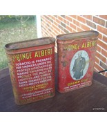 Rare Prince Albert Pocket Tobacco Tin lot #  56 - $35.00