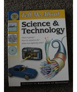 Tell Me About History & Tell Me About Science and Technology & the Human... - $8.11