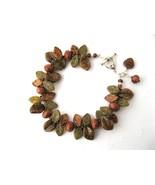 Golden Meadow Bracelet Handmade by Chula - $70.00
