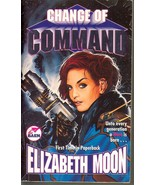 Change of Command by Elizabeth Moon 1999 Hardcover 1st first printing Sc... - $4.45