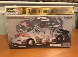 Revell #3 Dale Earnhardt 1997 Limited edition 1:24 Clear Plastic Model Kit New - $14.99
