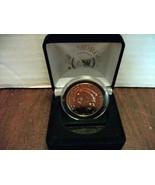 COIN COLLECTIONS-Ronald Regan Gold Medallion - $12.95