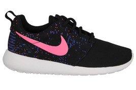 womens Nike Roshe one print running casual trainers sneakers shoes size 3.5 - $49.36