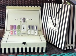 Jo malone English Pear with 9 ml X 6 with box and bag - $169.23