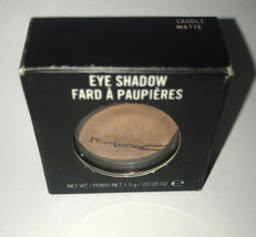 MAC EYESHADOW - SADDLE (matte)- NEW IN BOX - $22.08