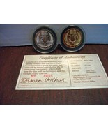 COIN COLLECTIONS-Constitution Commemorative Guild - $34.95