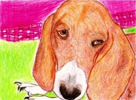 8x10 Custom Pet Dog Puppy Portraits Kat-Renee Kittel image 5