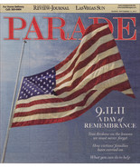 9.11.11 A DAY OF REMEMBRANCE @ PARADE Sept 2011 - $3.95