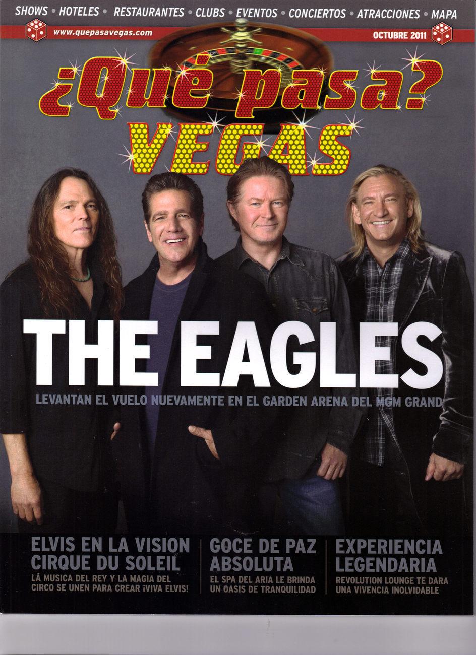 Que pasa eagles