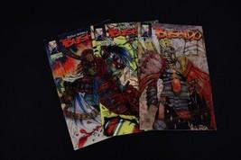 Bushido Americananime Comic Lot 3 Books Set 1 2 3 FN NM Manga - $3.62
