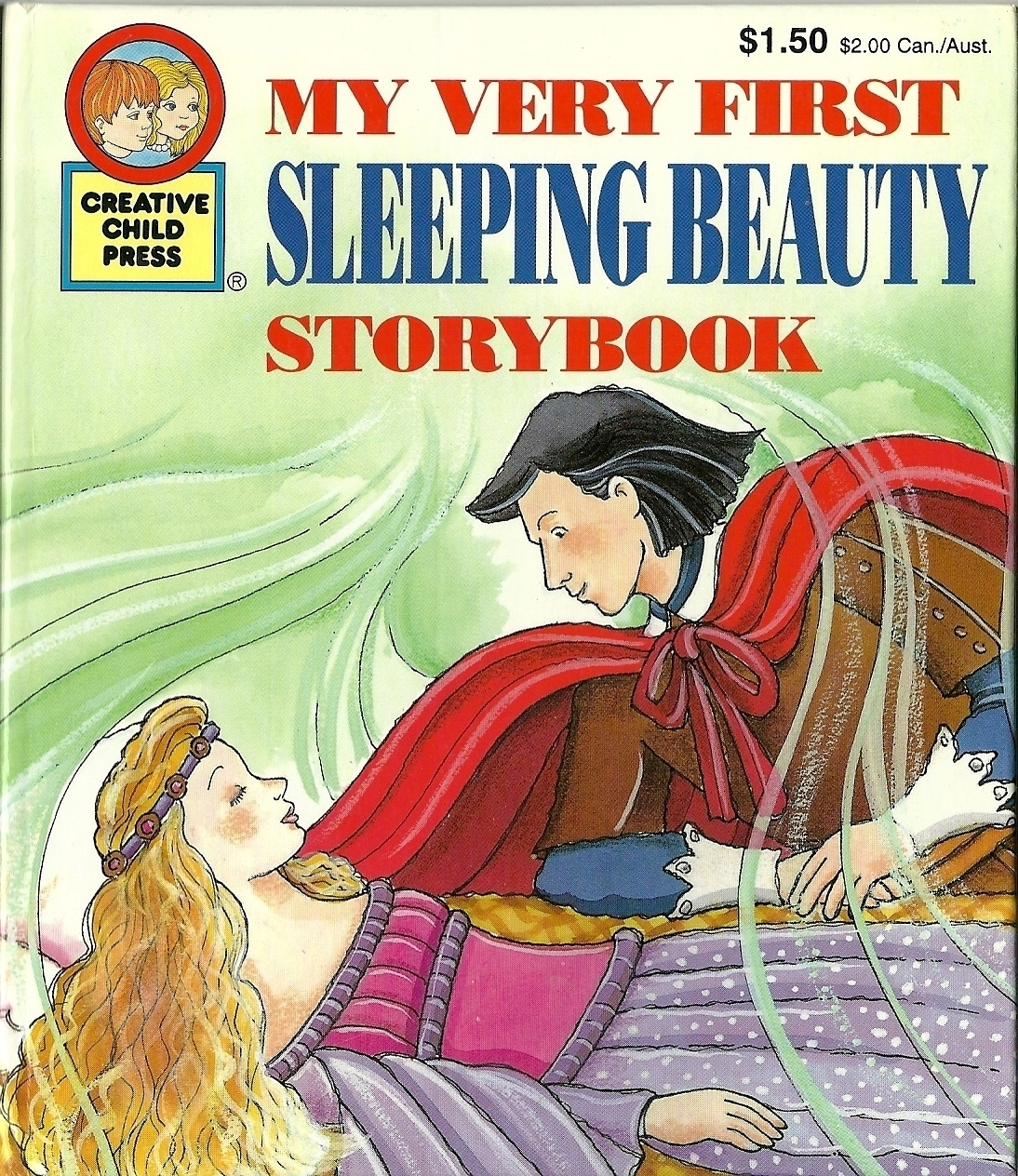 My very first sleeping beauty storybook